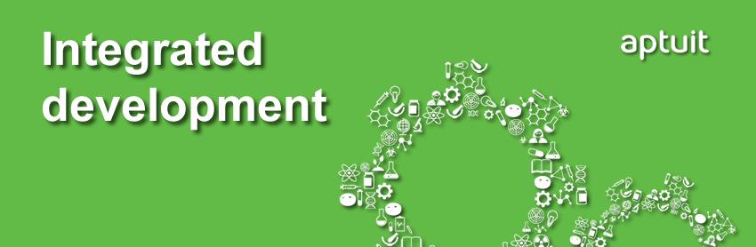 Aptuit | Integrated CMC | Integrated development