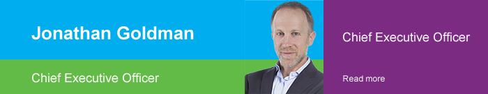 Jonathan Goldman | Chief Executive Officer