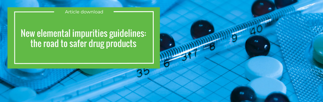 New elemental impurities guidelines: the road to safer drug products