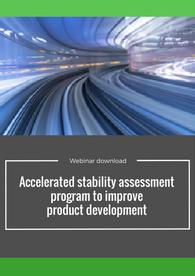 Aptuit   Accelerated stability assessment program