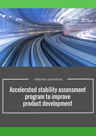 Aptuit | Accelerated stability assessment program