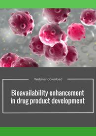 Aptuit | Bioavailability enhancement in drug product development