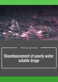 Aptuit | Bioenhancement of poorly water soluble drugs