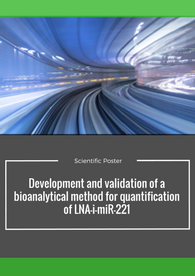 Aptuit   Development and validation of a bioanalytical method - EBF 2016