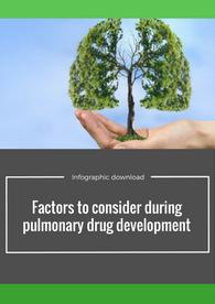 Factors to consider during pulmonary drug development