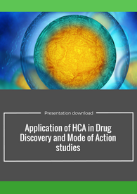 Aptuit   Application of HCA in Drug Discovery and Mode of Action studies