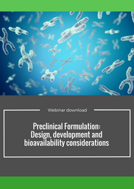 Aptuit | Preclinical Formulation: Design, development and bioavailability considerations webinar