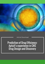 Aptuit | Prediction of Drug Efficiency: Aptuit's experience in CNS drug design and discovery