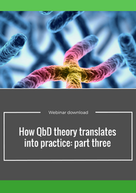 Aptuit | How QbD theory translates into practice: part 3