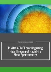 Aptuit   In vitro ADMET profiling using High-Throughput RapidFire Mass Spectrometry