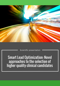 Aptuit | Smart Lead Optimization: Novel approaches to the selection of higher quality clinical candidates