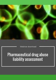 Aptuit   Pharmaceutical drug abuse liability assessment