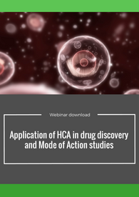 Application of HCA in drug discovery and mode of action studies