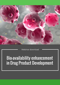 Aptuit | Bioavailability enhancement in drug product development