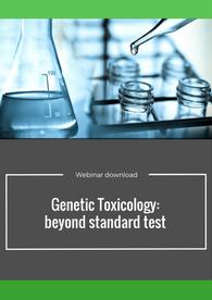 Aptuit   Genetic toxicology: beyond standard test   Webinar
