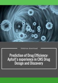 Aptuit   Prediction of Drug Eff - Aptuit's experience in CNS Drug Design and Discovery