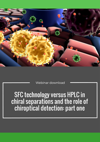 Aptuit | SFC technology vs HPLC in chiral separations and the role of chiroptical detection: part one