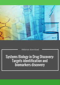 Aptuit Systems biology in drug discovery: targets identification and biomarkers discovery