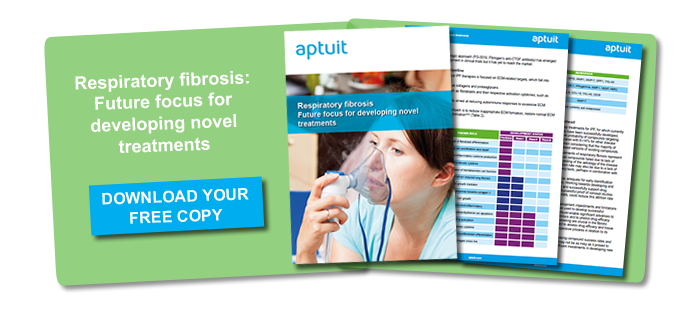 Aptuit | Respiratory fibrosis: Future focus for developing novel treatments